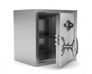 Empty Safe because Trusted Isn't Funded