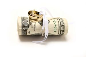 $100 and Wedding Rings - Prenuptial Agreement