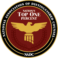 Nations Top One Percent Award